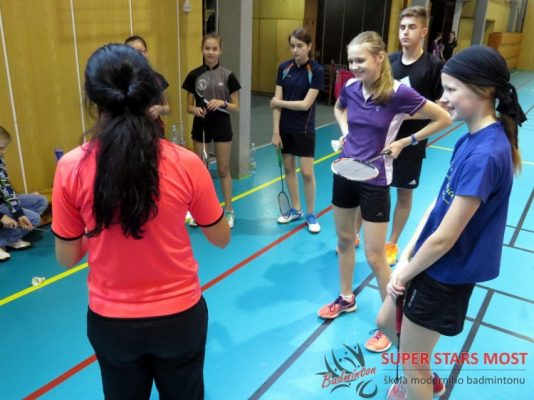 Příprava na letní Olympiádu dětí a mládeže 2017 s Martinou Krocovou